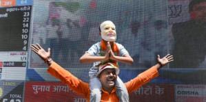 Vijayi Modi? Yes. Vijayi Bharat? Not on Your Life