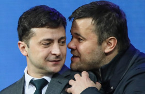 'New Old Ukraine': Zelensky Hires Kolomoisky's Lawyer As Chief Of Staff, Childhood Friends At Other Key Posts