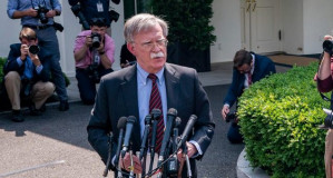 Bolton Accuses Iran Of Trying To Get Access to Venezuela's Uranium Riches