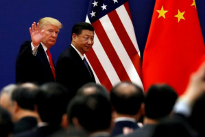 China prepares for economic 'prolonged war' with Trump