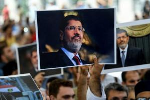 Who killed Mohamed Morsi?