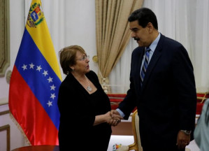 "Venezuela – The Bachelet ""Human Rights Lie"""