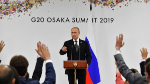 G-20: Russia, Iran and the Bid to End US Unilateralism