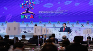Non-Aligned Movement Condemns US Sanctions Against Venezuela