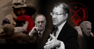 Faux humanitarian Irwin Cotler, the White Helmets and whitewashing an appalling agenda