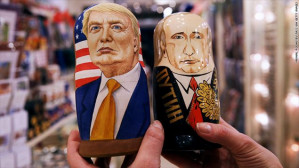 RussiaGate as an organised distraction
