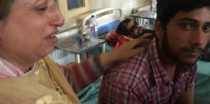 Pellet blindings back as protestors challenge centre's Kashmir move
