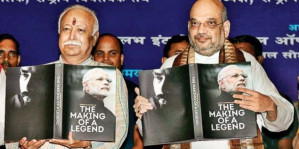 Constitution torn to shreds as RSS indulges Article 370 fantasy in Kashmir
