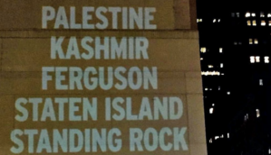 Palestine and Kashmir: solidarity and unity in opposing global militarization