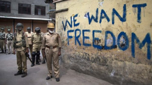 State of siege in Kashmir: a warning to the international working class