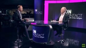 Max Blumenthal on international jihadism