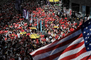 Hong Kong and the Audacity of the United States