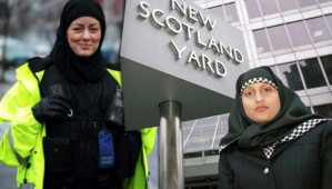 Police Scotland approves hijab as official uniform to boost number of Muslim women joining force