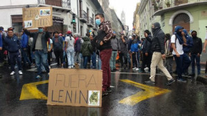 Ecuador: government's austerity package sparks mass uprising