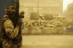 Iraq is in revolt