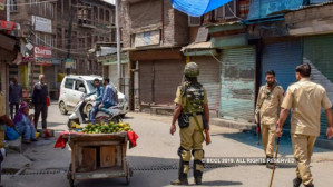 Jammu & Kashmir Legislative Council abolished