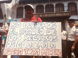 Talking like a mining company: the Escobal mine in Guatemala