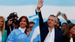 Argentina: progressive Fernandez wins presidency; defeats Macri