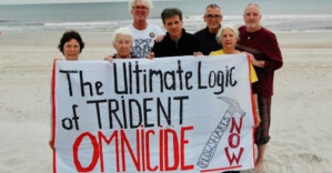 Trident is the Crime – Kathy Kelly