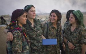 Revolution and counterrevolution in Rojava