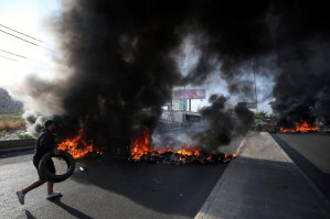 Beirut is burning: rebellion against the elites has commenced