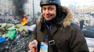 Journalist Kirill Vyshinsky recounts his harrowing time in a Ukrainian prison