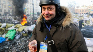 Journalist Kirill Vyshinsky recounts his harrowing time in a Ukrainian prison