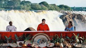 US Indigenous Leader Nick Estes Addresses Nicolás Maduro