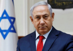 Bibi's get-out-of-jail card… war with Iran