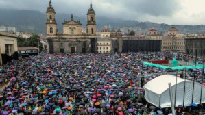 Colombia enters the maelstrom of Latin American revolution
