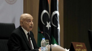 Libya Parliament Speaker: We Back Political Solution, but After Tripoli Liberation