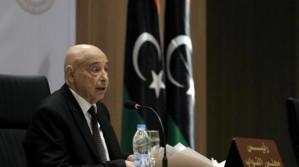 Libya Parliament Speaker: We Back Political Solution, but After Tripoli Liberation