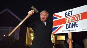 Britain faces a long and bumpy road ahead