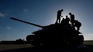 Confrontation in Libya