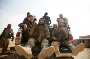Turkish proxies deployed to Libya from Syria throw down arms and flee to Europe