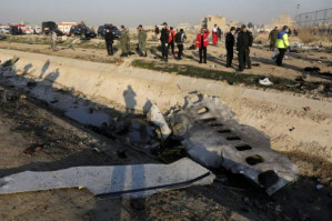 Iran plane crash: who do Iranians blame?