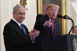 Trump and Netanyahu dictate terms of Palestinian surrender to Israel and call it peace