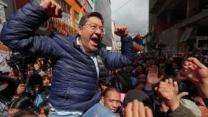 Bolivian coup regime launches attack campaign against presidential candidate Luis Arce