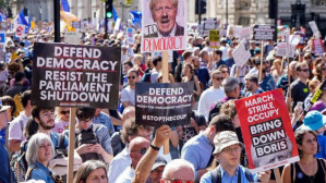 We will not recognise the end of democracy when it comes…