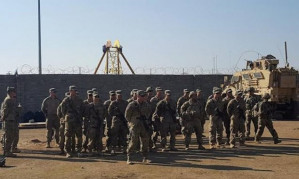 Germany, France and Australia to withdraw troops from Iraq, US moving troops out of 15 bases
