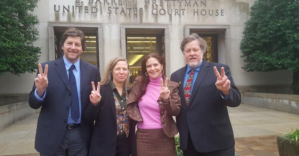 Mistrial in Trump admin's biased case against Venezuelan embassy protectors is win for sovereignty