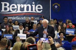 Bernie Sanders Is The Front-Runner
