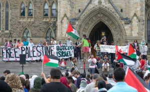 Activists fight Ontario bill criminalizing criticism of Israel