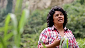 Remembering the heroism of activist Berta Cáceres four years after her assassination: an interview with her daughter