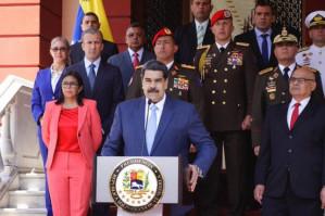 Venezuela confirms Coronavirus cases as US slaps on new sanctions