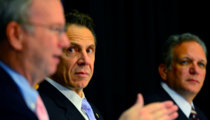 Screen New Deal: Under cover of mass death, Andrew Cuomo calls in the billionaires to build a high-tech dystopia