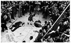 How Churchill crushed Greece's anti-fascist resistance