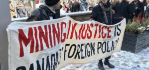 Should Canadian foreign policy continue to be enmeshed with mining interests abroad?