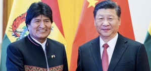 China's rise: an inspiration for Bolivia in the fight against US-imposed poverty and indignity