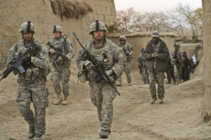 Poll shows public overwhelmingly opposed to endless US military interventions